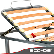 ECO-DE Manually Articulated Bed Base