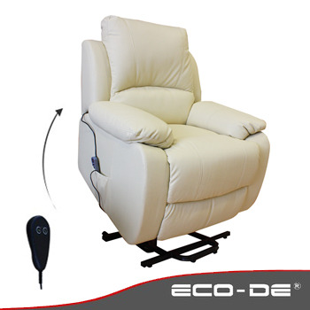Imagen principal de Massage chair ECO-749UP Beige ECO-DE