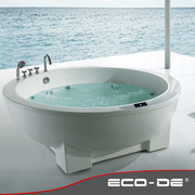 Massage bathtub ECO-DE® Alta Gama, Romeo ECO-8528 150x150x65cm