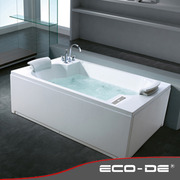 Massage bathtub ECO-DE® 'Alta Gama, Samoa' ECO-8518 185x120x65cm