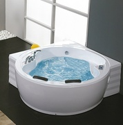 Massage bathtub ECO-DE®, Valencia ECO-8520 180x180x65cm