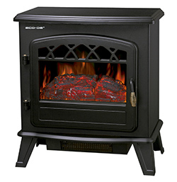 Imagen principal de Electric fireplace ECO-DE with Legs ECO-CHI-522