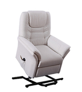 Massage Armchair ECO-DE, ECO-8196Up Beige