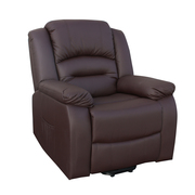 Massage chair ECO-8198 Chocolate brown ECO-DE®