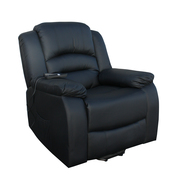 Massage chair ECO-8198 Black ECO-DE®