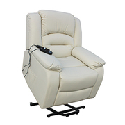 Massage Armchair ECO-8198UP Beige ECO-DE®