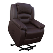 Fauteuil de massage ECO-8198UP Marron chocolat ECO-DE®