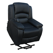 Massage Armchair ECO-8198UP Black ECO-DE®